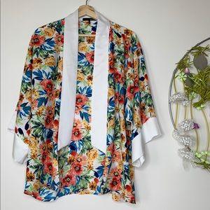 Floral Kimono/Jacket
